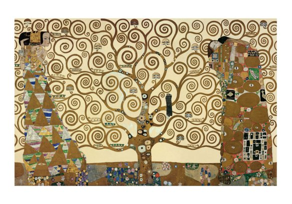 The Tree of Life by Gustav Klimt