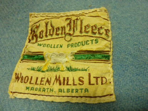 Label: Woollen Mill Blanket