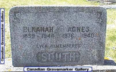 Powassan: Union Cemetery