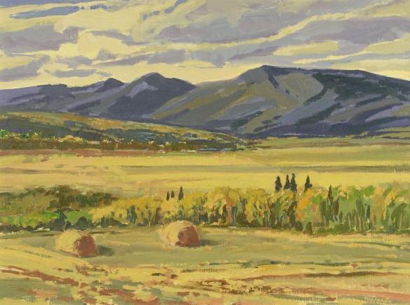 Bill Duma Painting