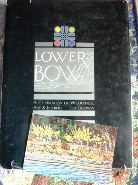 My treasured copy of The Lower Bow.