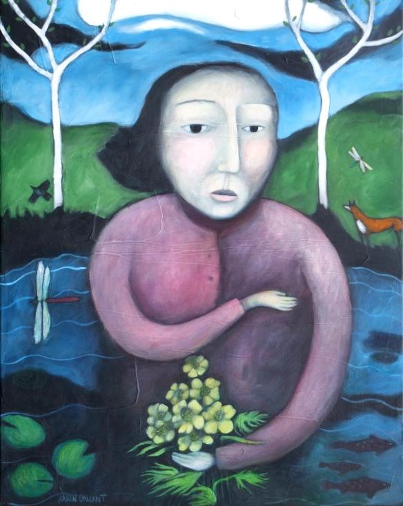Artist: Karen Gallant Prince Edward Island