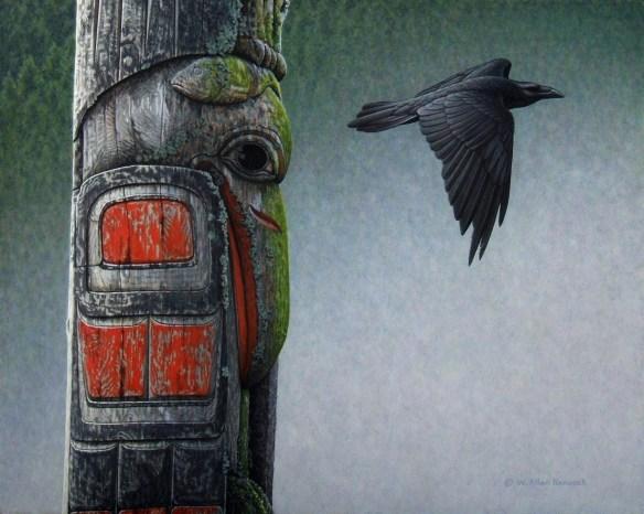 Ravens of Klemtu by W. Allan Hancock