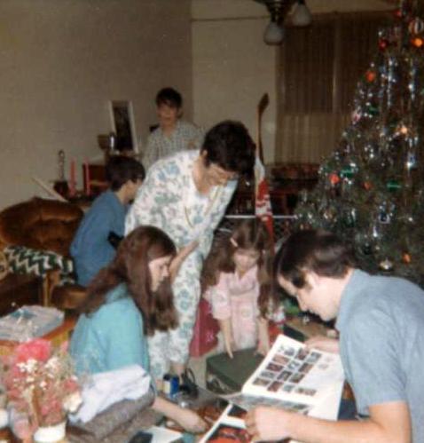 1973 Christmas