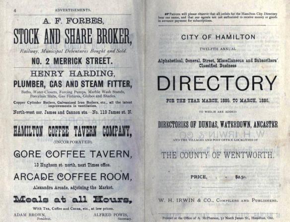 Directory 2 Arthur McKeown