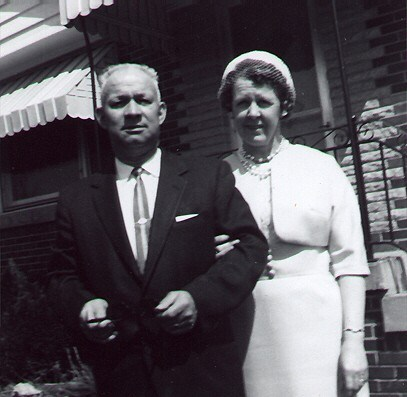 John Stanton Elliott and Francis Edith Ward