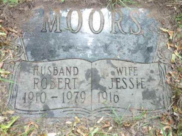 Robert A. Moors 1910 - 1979