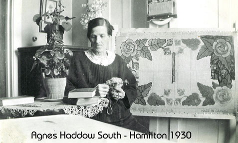 Agnes Haddow South