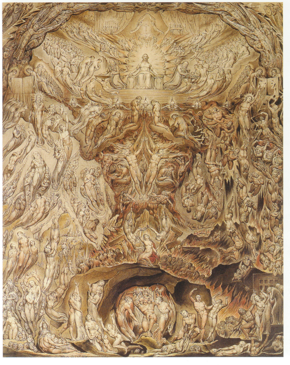 Blake The_Vision_of_the_Last_Judgment