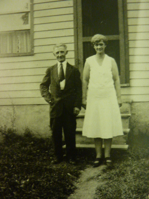 George Elliott and Mabel Burrows Elliott