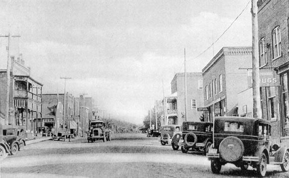 Powassan Street