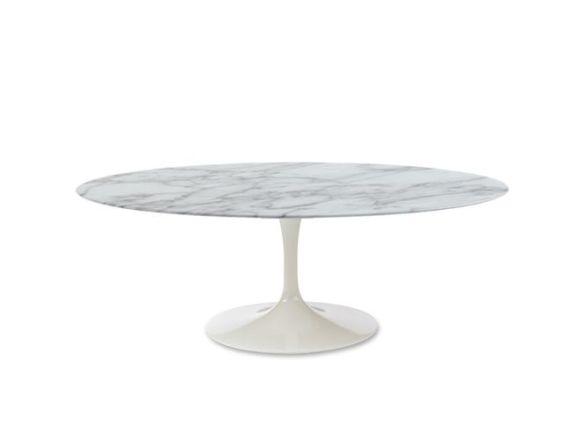 Oval Coffee Table (1956) Eero Saarinen