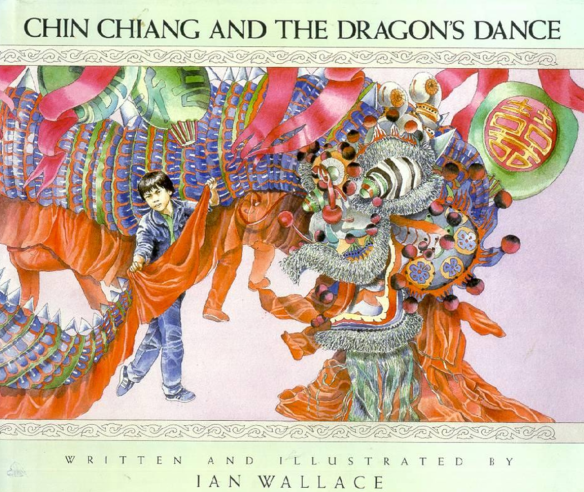 Ching Chiang and the Dragon's Dance