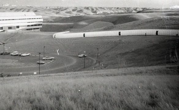 University of Lethbridge April 1977 Panorama Robert Waldren 2