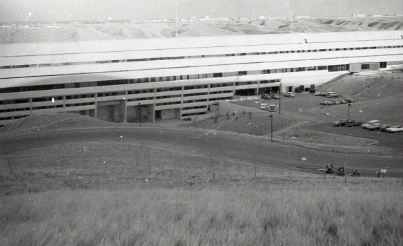University of Lethbridge April 1977 Panorama Robert Waldren