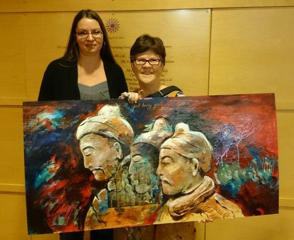 Art Auction Martin Sadlong