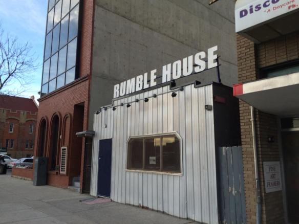 Rumble House 2