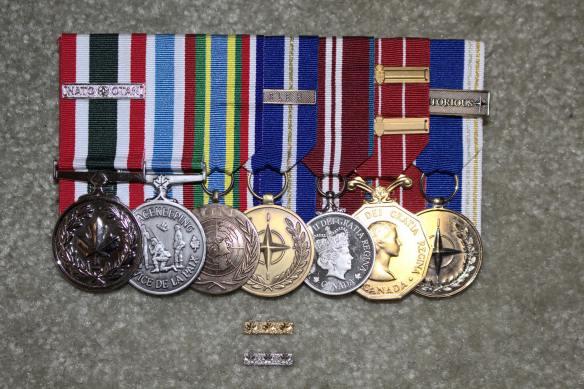 Dad's Medals