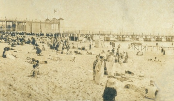 Crystal Beach 1910s