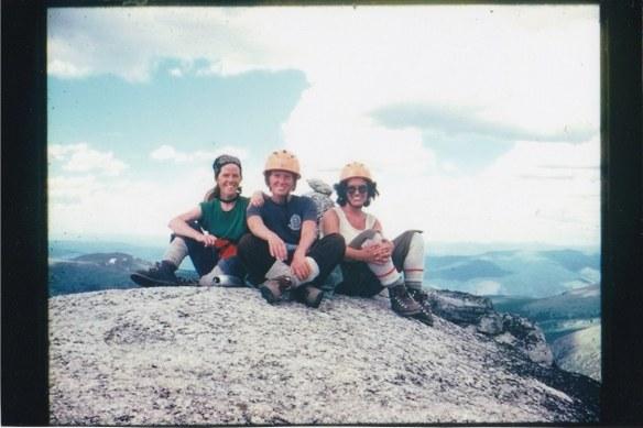 Outward Bound 1978 Summit