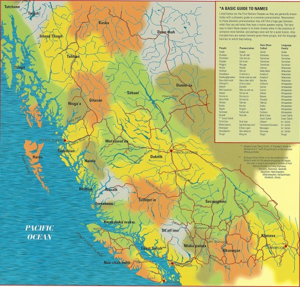 First Nations Peoples of British Columbia