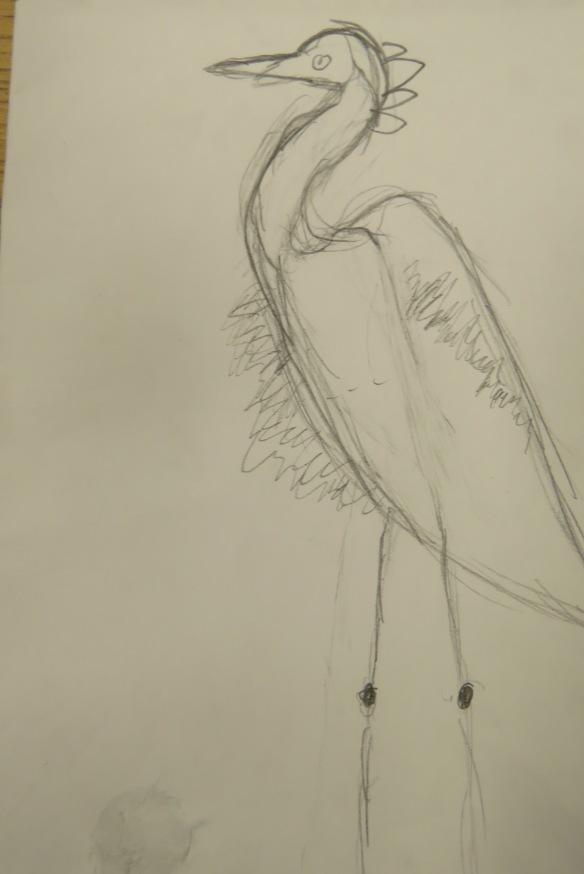 Kath's Canon, September 23, 2015 Heron Art Grade 4 Poundmaker 003