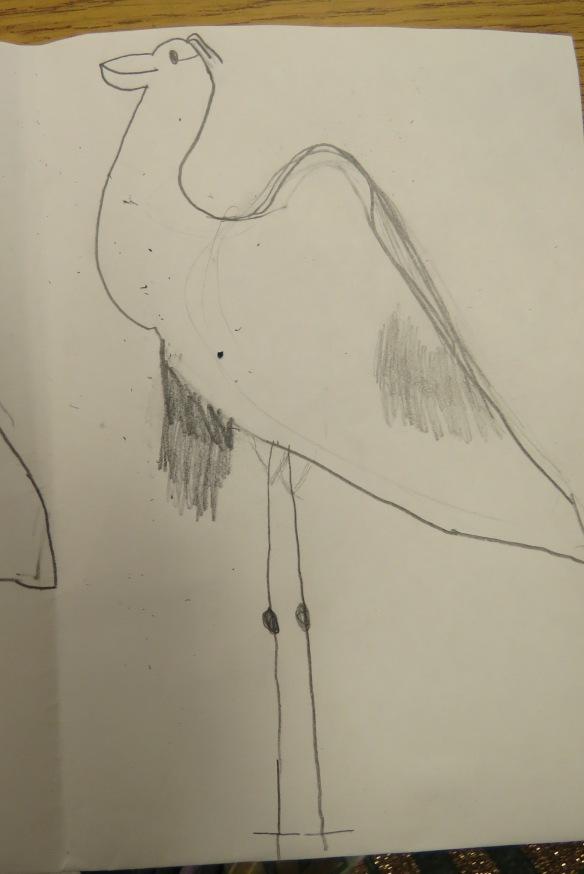 Kath's Canon, September 23, 2015 Heron Art Grade 4 Poundmaker 017