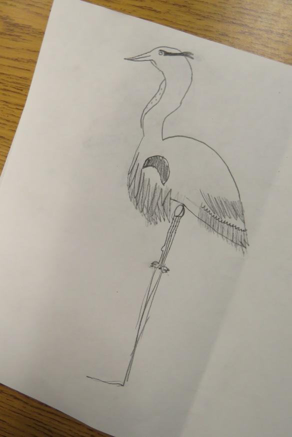 Kath's Canon, September 23, 2015 Heron Art Grade 4 Poundmaker 028
