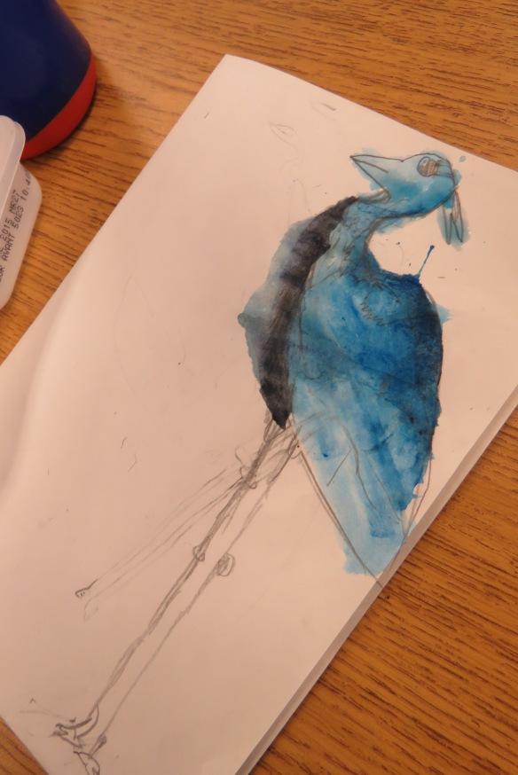 Kath's Canon, September 23, 2015 Heron Art Grade 4 Poundmaker 042