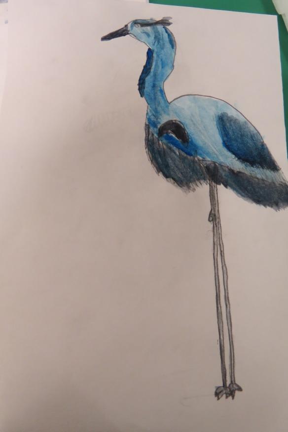Kath's Canon, September 23, 2015 Heron Art Grade 4 Poundmaker 045