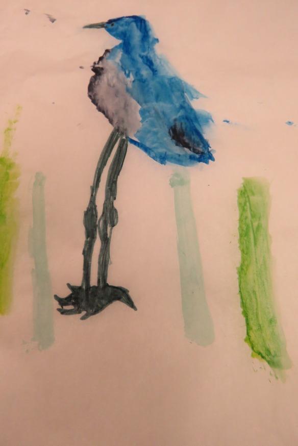 Kath's Canon, September 23, 2015 Heron Art Grade 4 Poundmaker 060