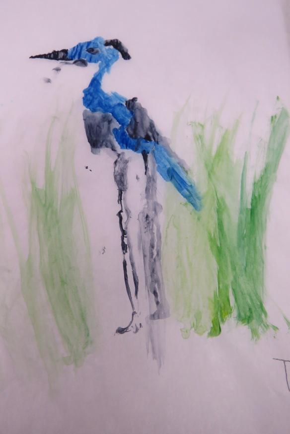 Kath's Canon, September 23, 2015 Heron Art Grade 4 Poundmaker 062