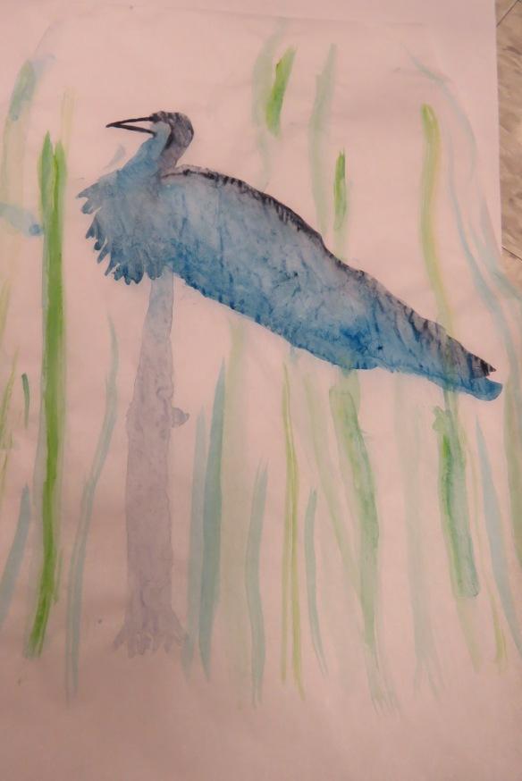 Kath's Canon, September 23, 2015 Heron Art Grade 4 Poundmaker 066