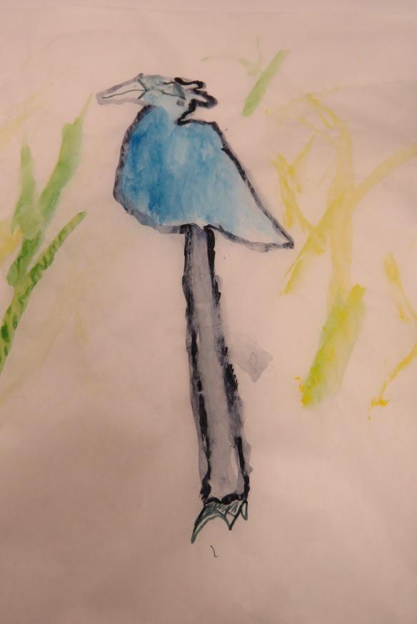 Kath's Canon, September 23, 2015 Heron Art Grade 4 Poundmaker 068