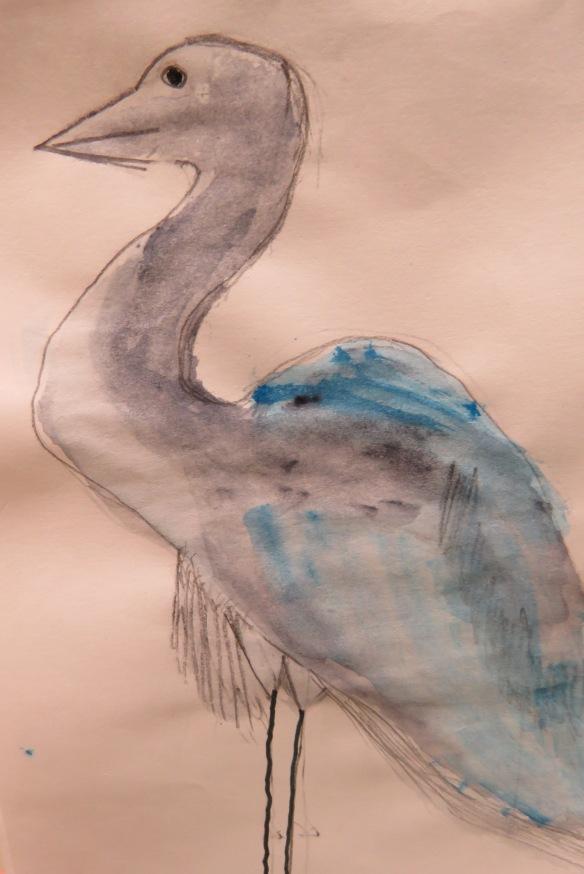 Kath's Canon, September 23, 2015 Heron Art Grade 4 Poundmaker 075