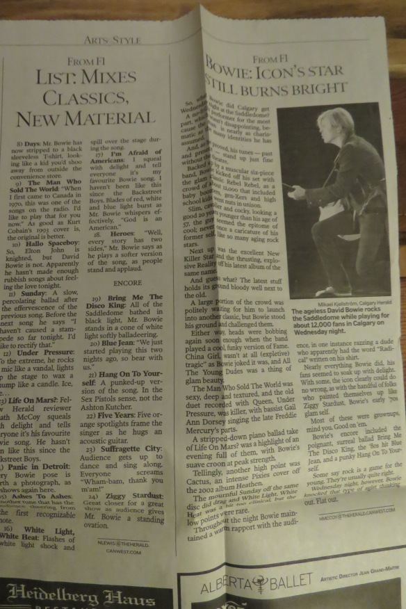 Kath's Canon, January 14, 2016 Bowie and Memorabilia 016