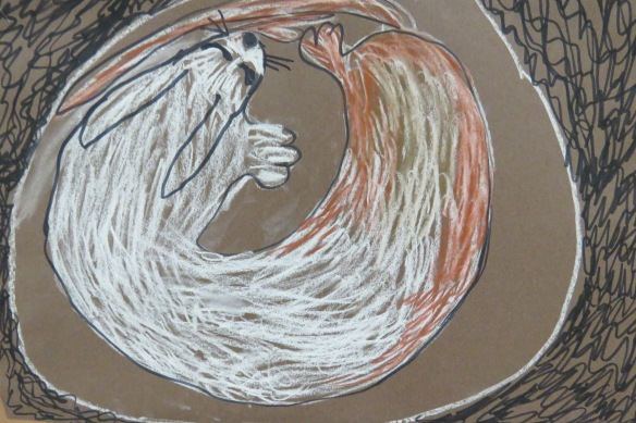Kath's Canon, January 6, 2016 Salmon gift, Franks, Hibernate 3 084