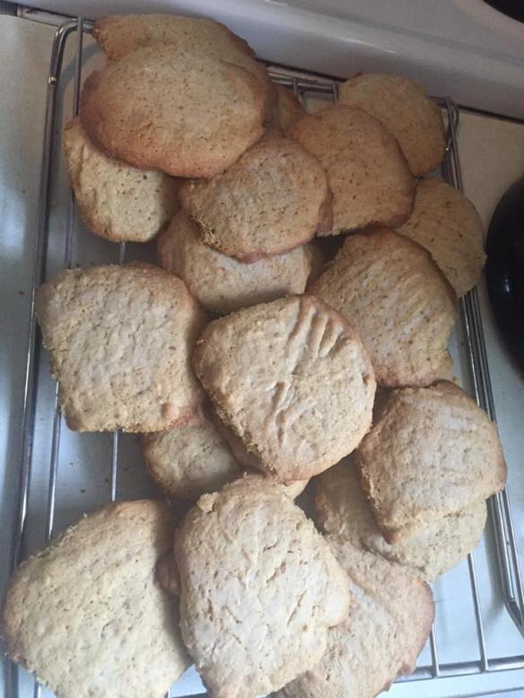Peanut Butter Cookies Grace and Cliff