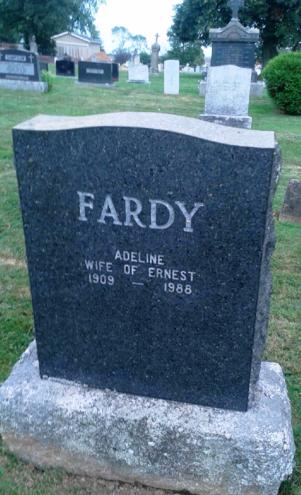 Adeline Gallant Fardy