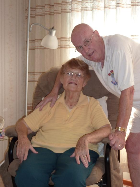 Jimmy and Jan Fardy 2011