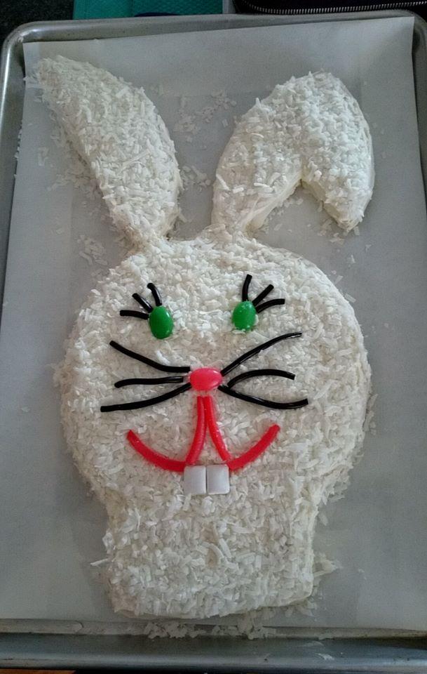 Erin's Bunny 2016 2
