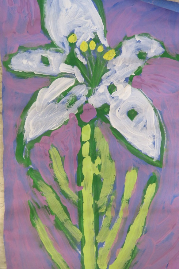Kath's Canon March 10, 2016 Lilies Grade 3 Isabella 032