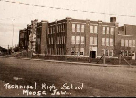 Tech High School Moose Jaw