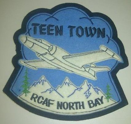 Teen Town RCAF North Bay