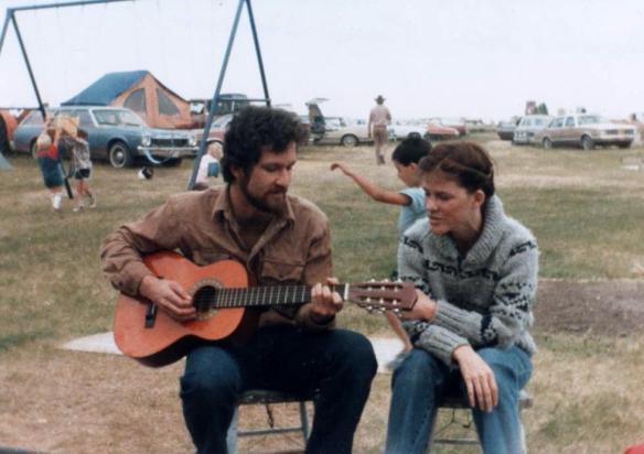 Kath and John Reunion 1984