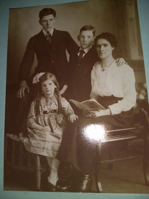 Grandfather John Moors
