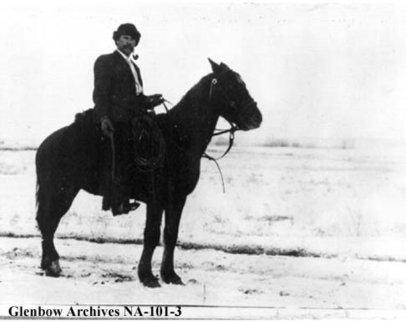 John Jack Haddow Forster Ranch 1905