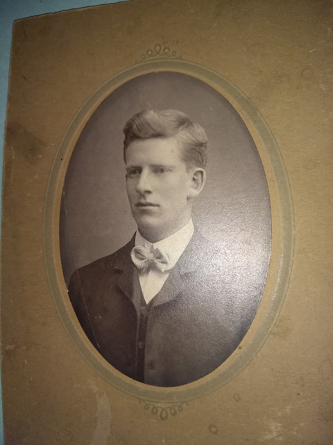 John Moors Great Grandfather 2