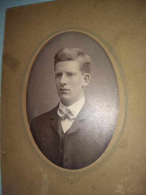 John Moors Great Grandfather 2