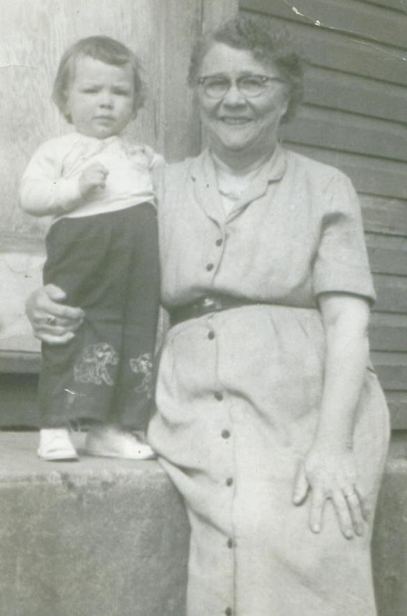 Millie and Mamie